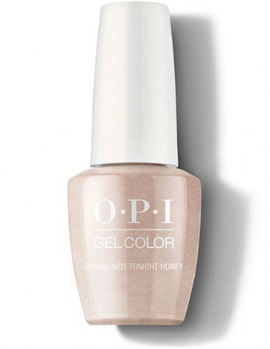 OPI Gelcolor Cosmo-not tonight Honey!
